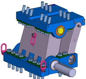 ITER_VVsupport_Mock_up_CAD